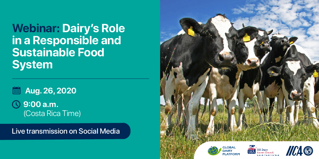 Dairy's Role in a Responsible and Sustainable Food System