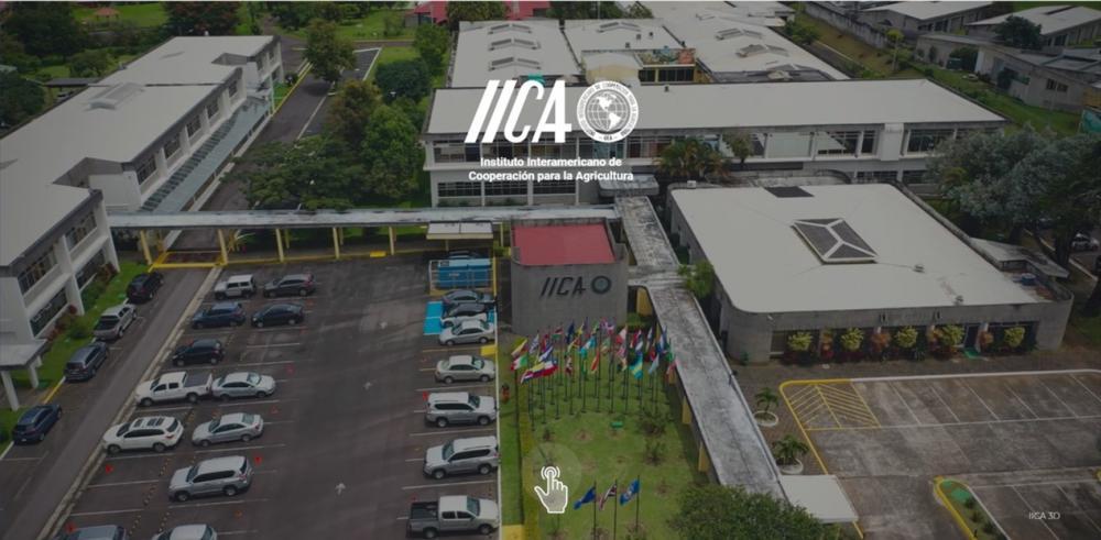 La plataforma contiene tours virtuales por iniciativas emblemáticas como el Centro de Interpretación del Mañana de la Agricultura (CIMAG), el laboratorio de fabricación digital Fab Lab, la Casa Típica Rural y el Bosque de las Américas, así como la futura Plaza de la Agricultura de las Américas, todas estas ubicadas en la capital costarricense.