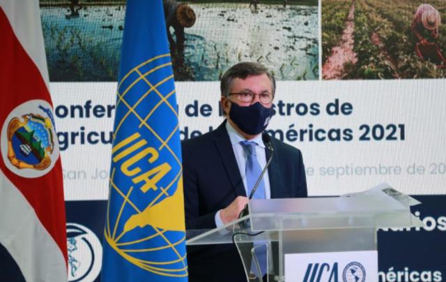 Veterinário especialista em desenvolvimento sustentável, o argentino Manuel Otero já foi representante n Brasil em duas ocasiões