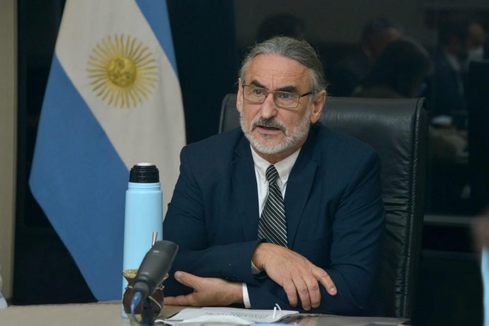 El ministro de Agricultura, Ganadería y Pesca de Argentina, Luis Basterra, consideró que la agricultura es la solución para los problemas que enfrenta la humanidad en cuanto a la sostenibilidad de los sistemas agroalimentarios.